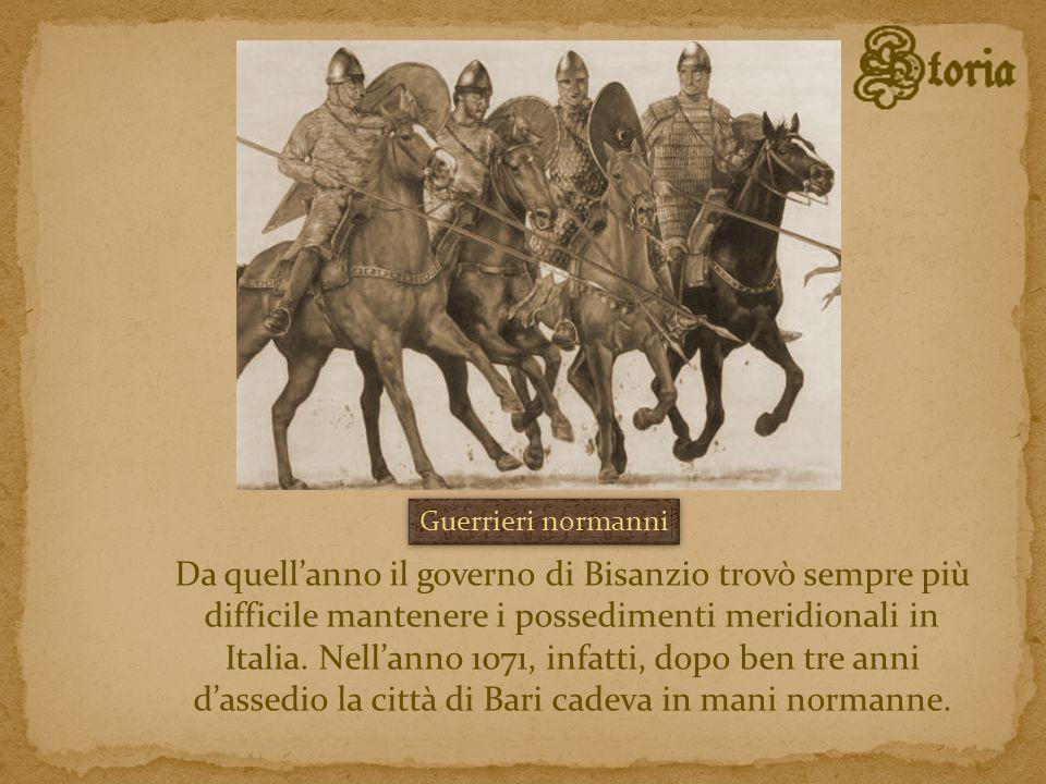 Guerrieri normanni