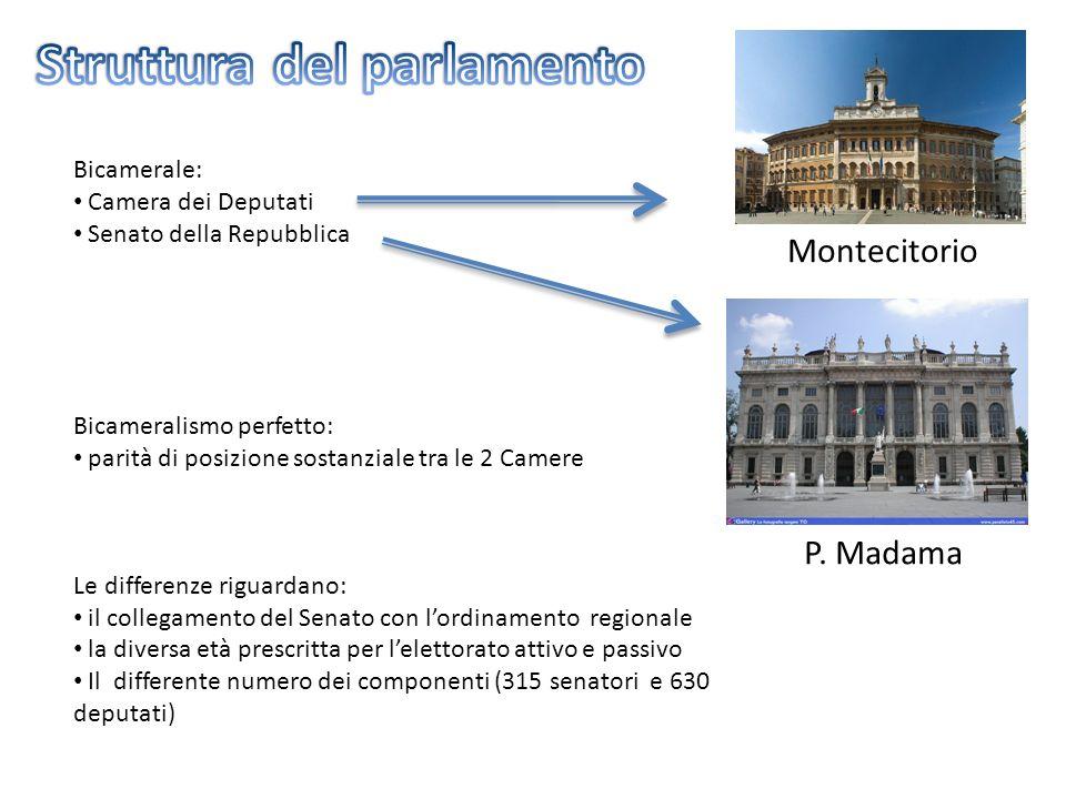 Indice le origini della costituzione i punti fermi della for Composizione camera dei deputati
