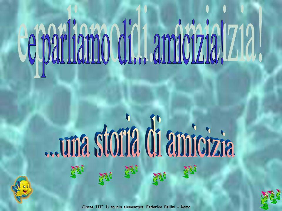 Classe III^ D scuola elementare Federico Fellini - Roma