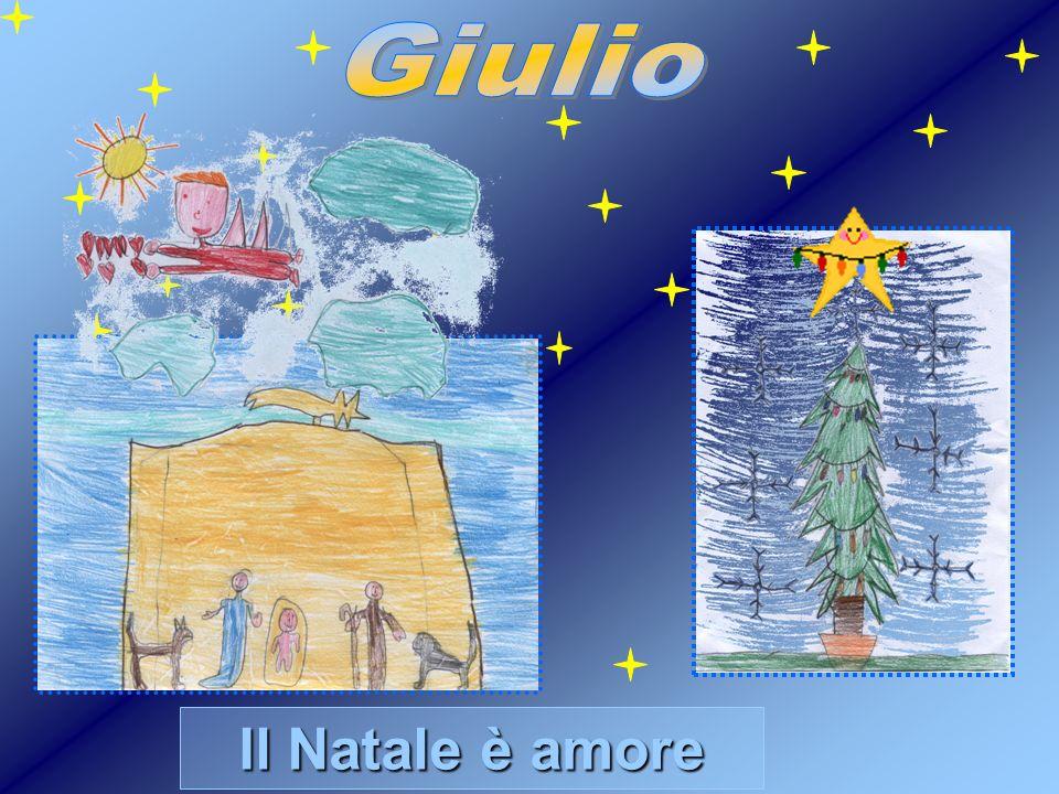 Giulio Il Natale è amore