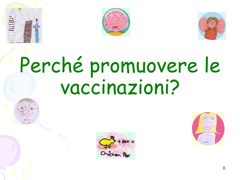 Perché promuovere le vaccinazioni