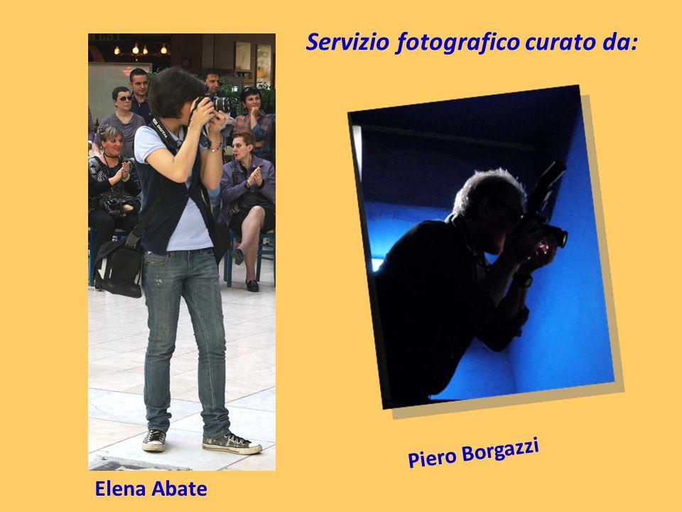 Servizio fotografico curato da: