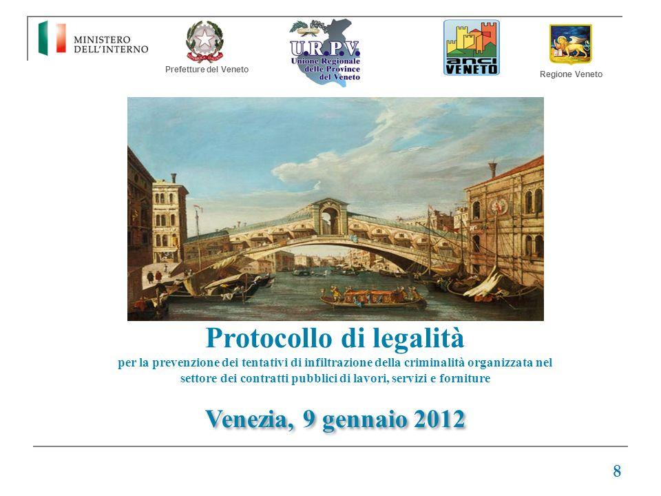 Protocollo di legalità