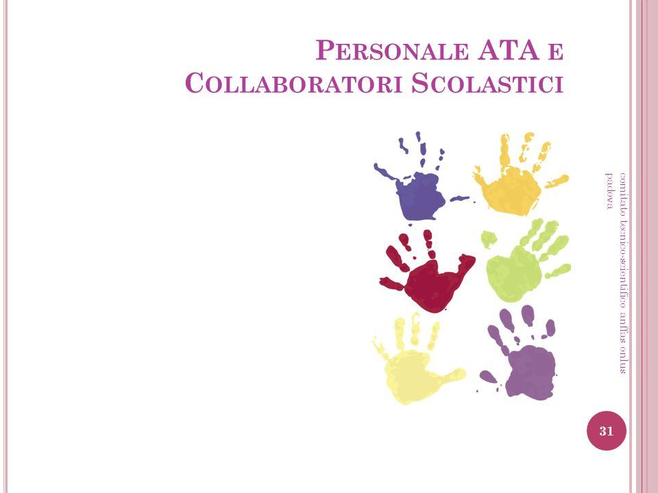 Personale ATA e Collaboratori Scolastici