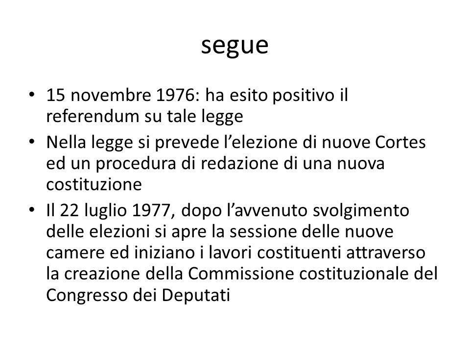 segue 15 novembre 1976: ha esito positivo il referendum su tale legge