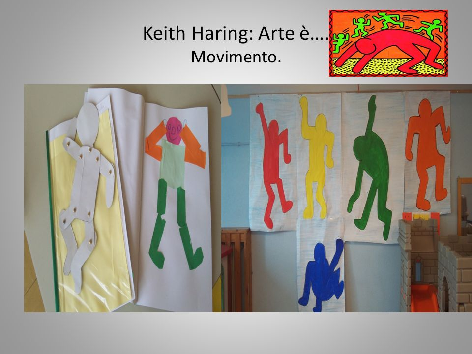 Keith Haring: Arte è…. Movimento.