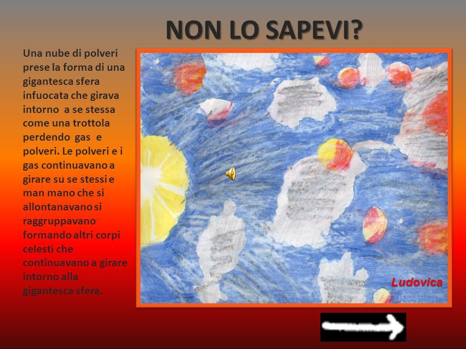 NON LO SAPEVI