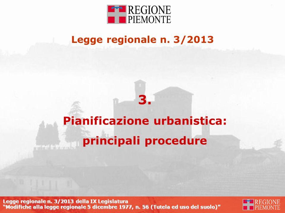 Pianificazione urbanistica: