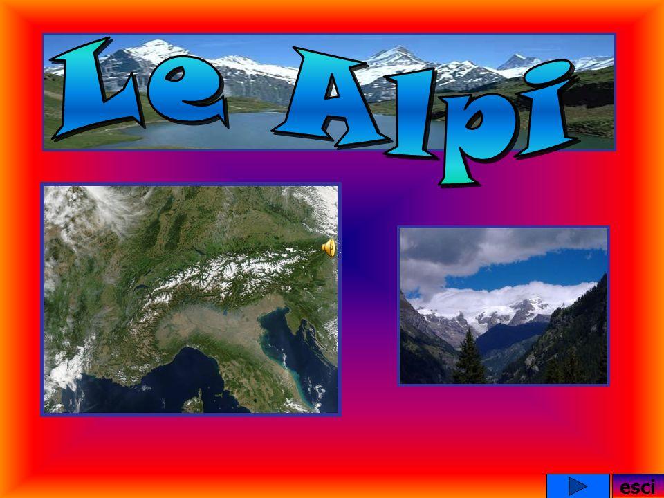 Le Alpi esci