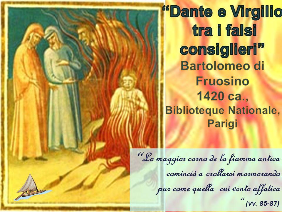 Dante e Virgilio tra i falsi consiglieri