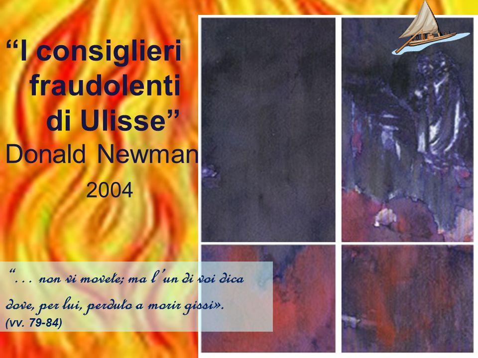 I consiglieri fraudolenti di Ulisse Donald Newman 2004