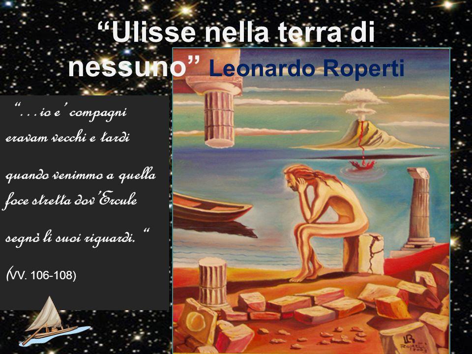 Ulisse nella terra di nessuno Leonardo Roperti