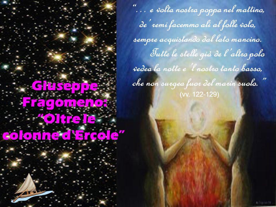 Giuseppe Fragomeno: Oltre le colonne d Ercole