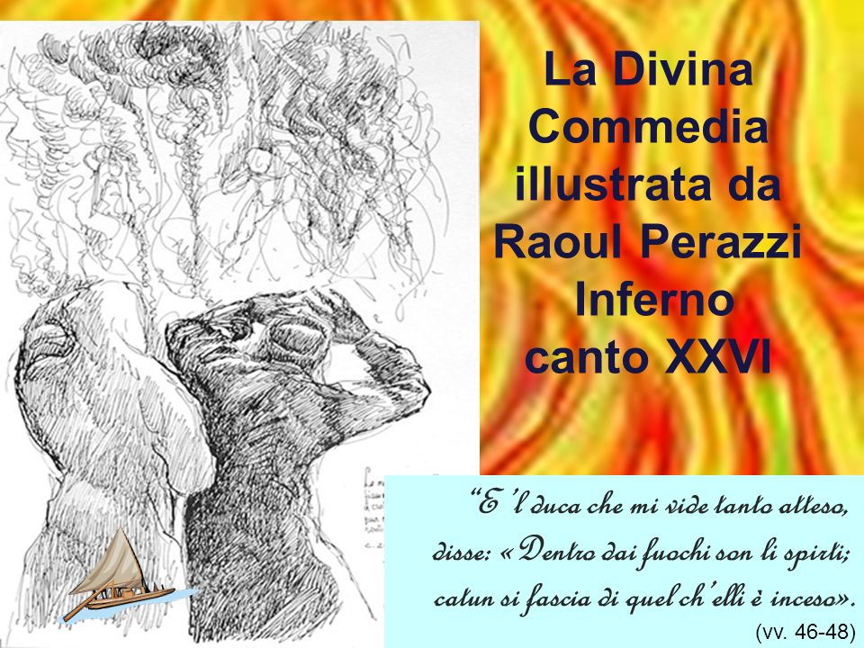 La Divina Commedia illustrata da