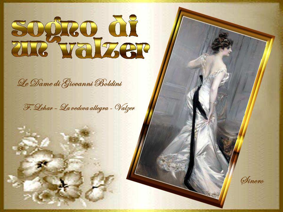 Le Dame di Giovanni Boldini