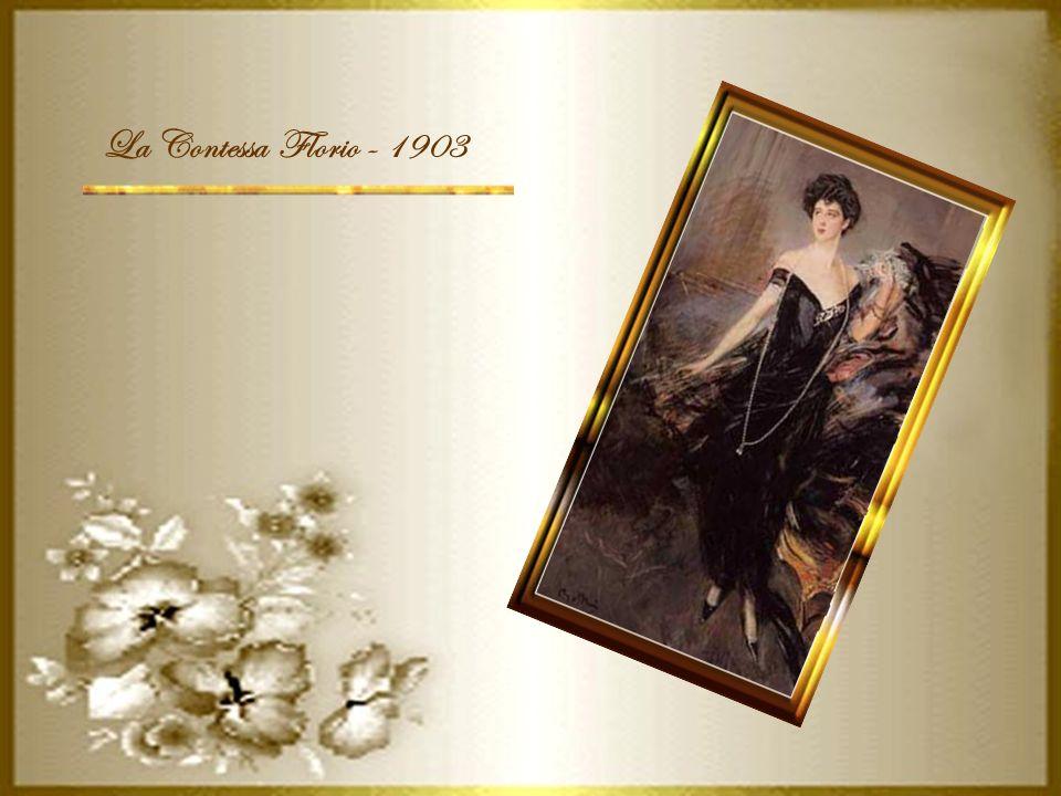 La Contessa Florio - 1903