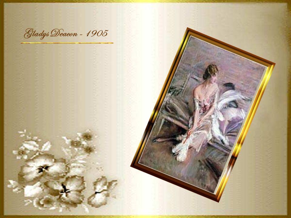 Gladys Deacon - 1905