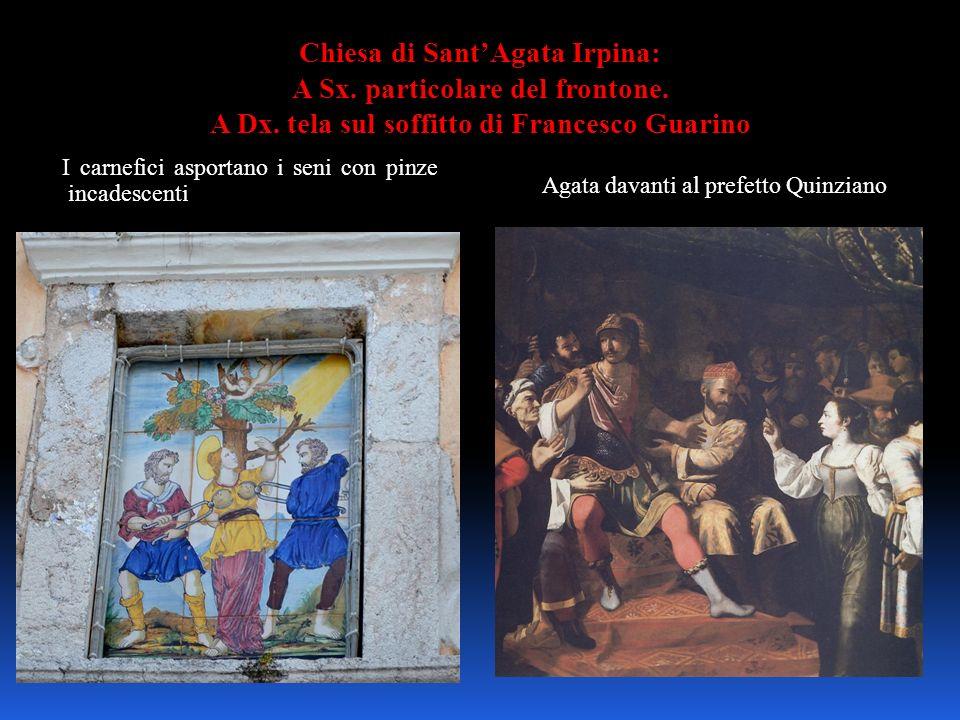 Chiesa di Sant'Agata Irpina: