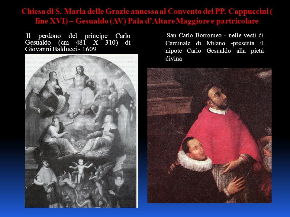 Chiesa di S. Maria delle Grazie annessa al Convento dei PP