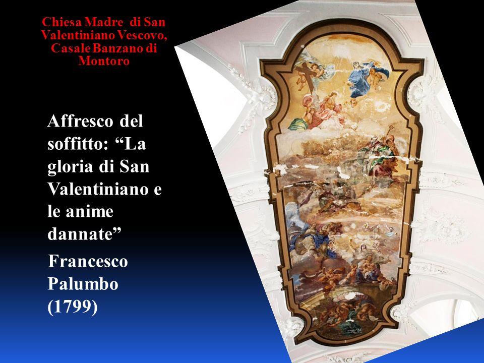 Chiesa Madre di San Valentiniano Vescovo, Casale Banzano di Montoro