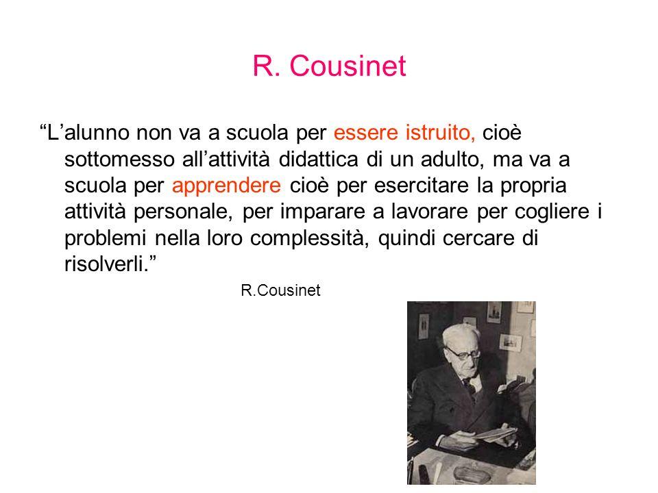 R. Cousinet