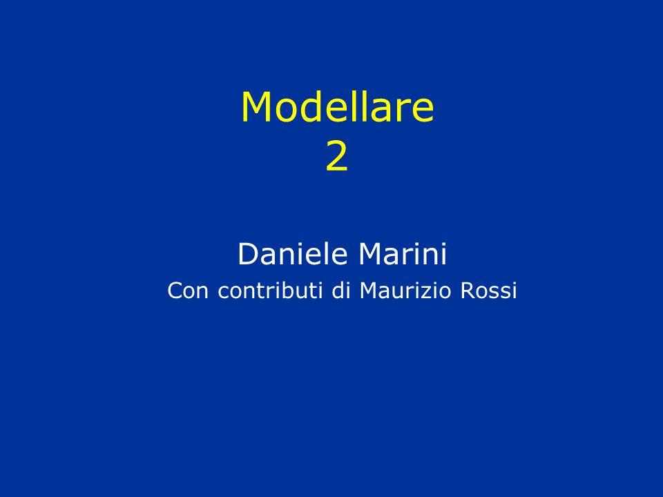 Daniele Marini Con contributi di Maurizio Rossi