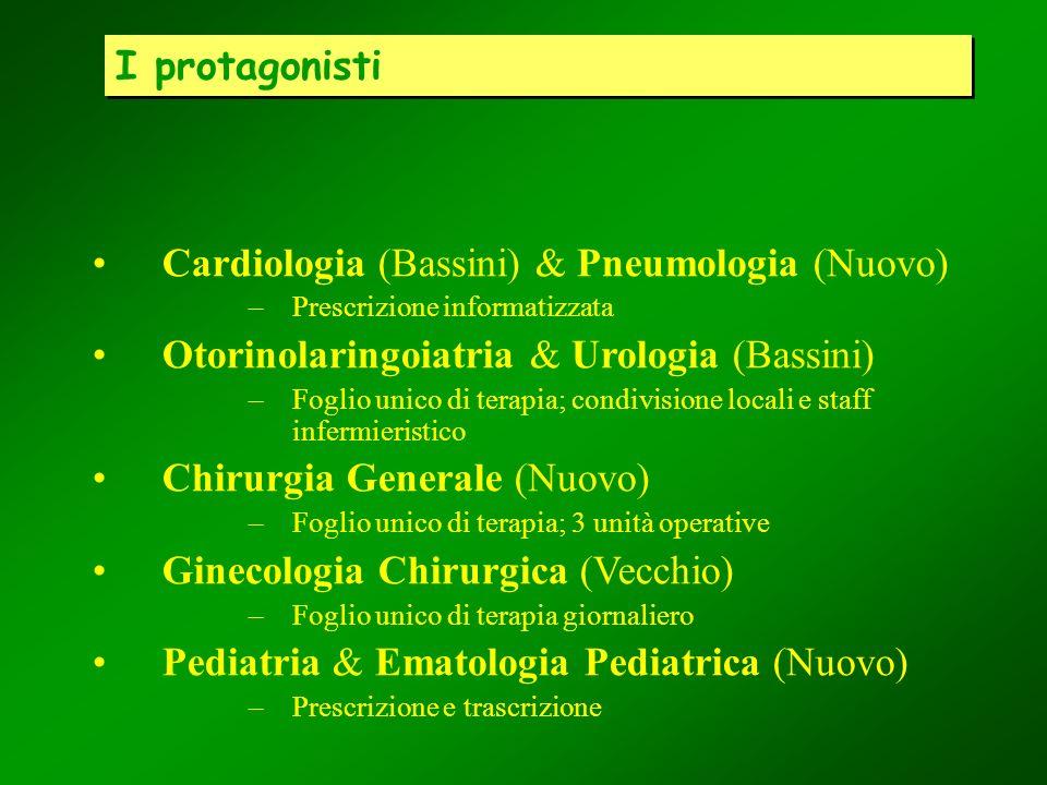 Cardiologia (Bassini) & Pneumologia (Nuovo)