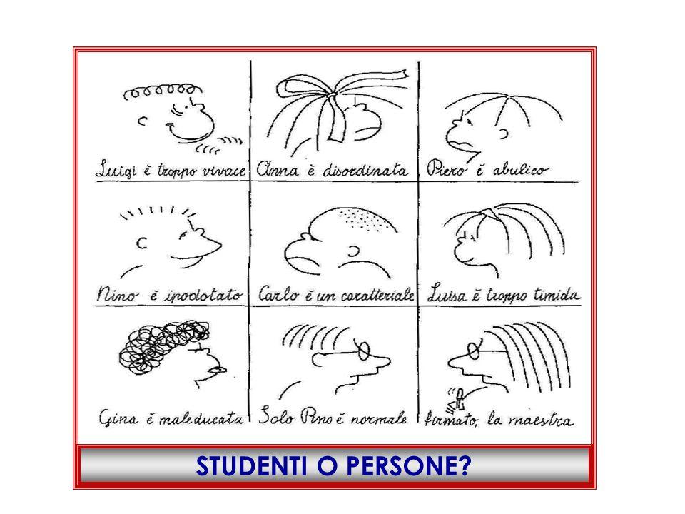 STUDENTI O PERSONE 41