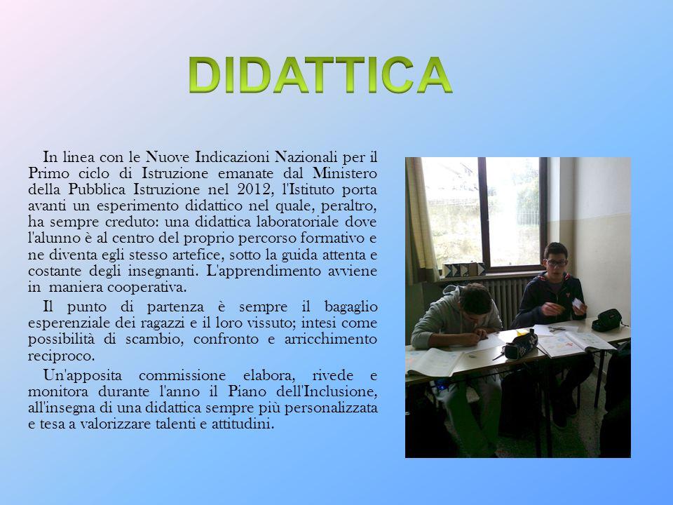 DIDATTICA