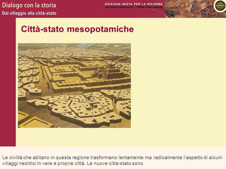 Città-stato mesopotamiche