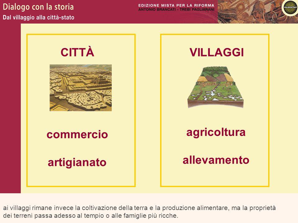 agricoltura allevamento commercio artigianato