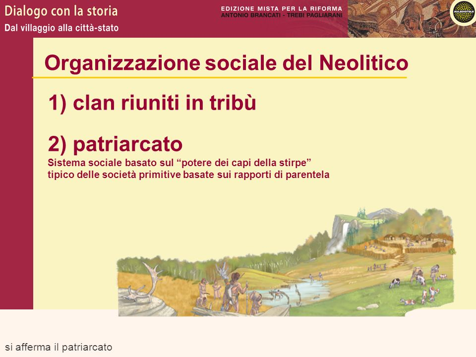 Organizzazione sociale del Neolitico