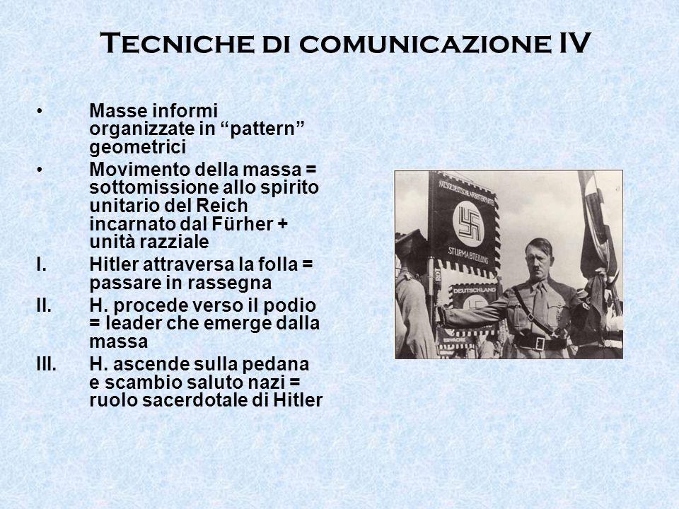 Tecniche di comunicazione IV
