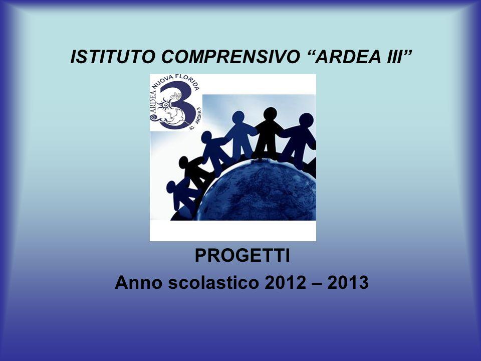 ISTITUTO COMPRENSIVO ARDEA III