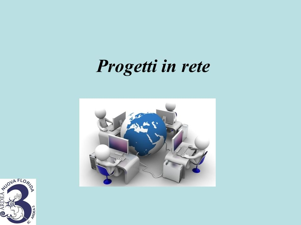 Progetti in rete