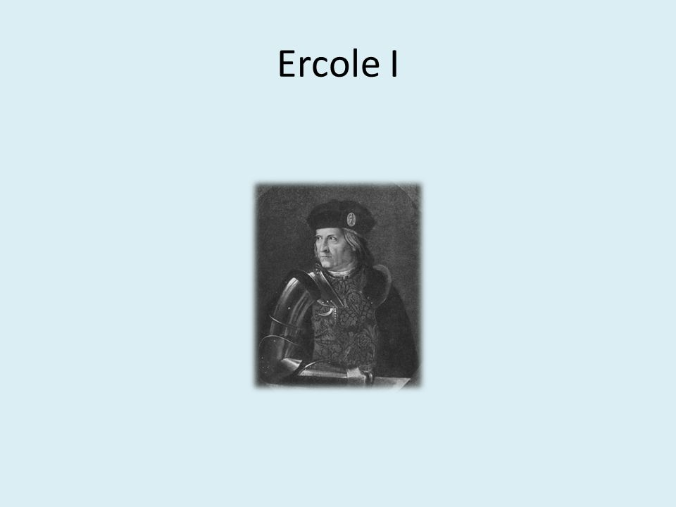 Ercole I