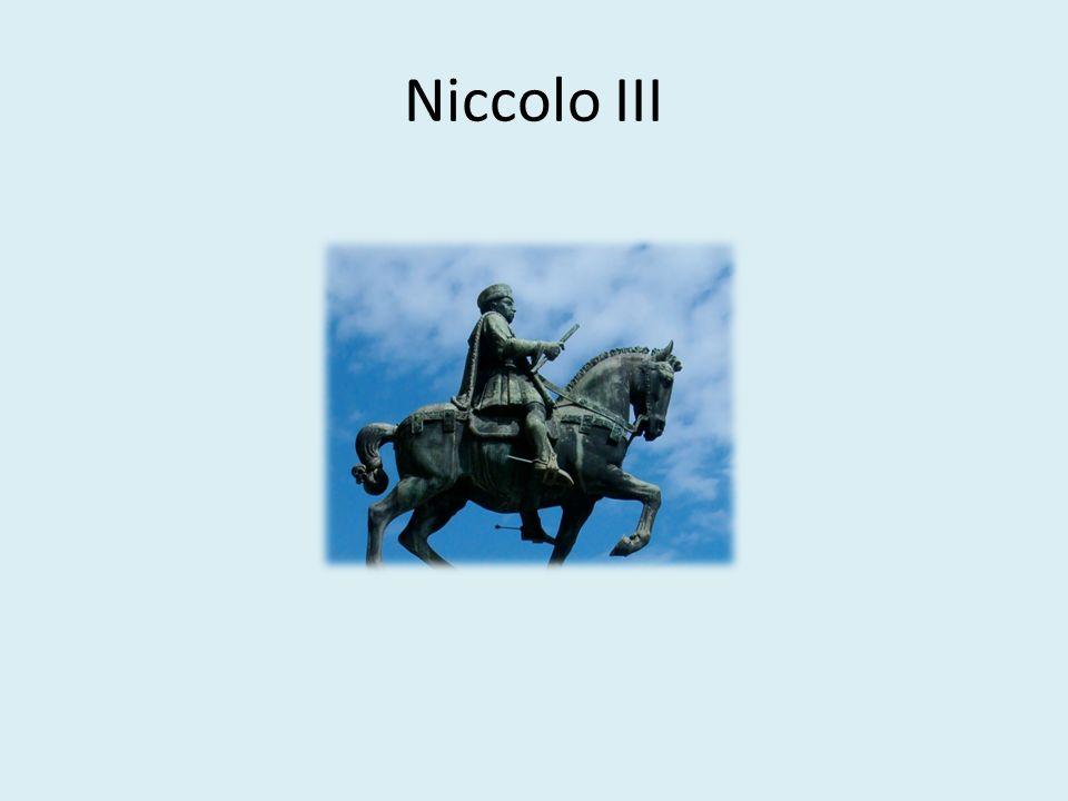 Niccolo III