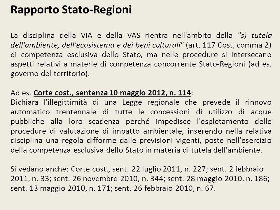 Rapporto Stato-Regioni