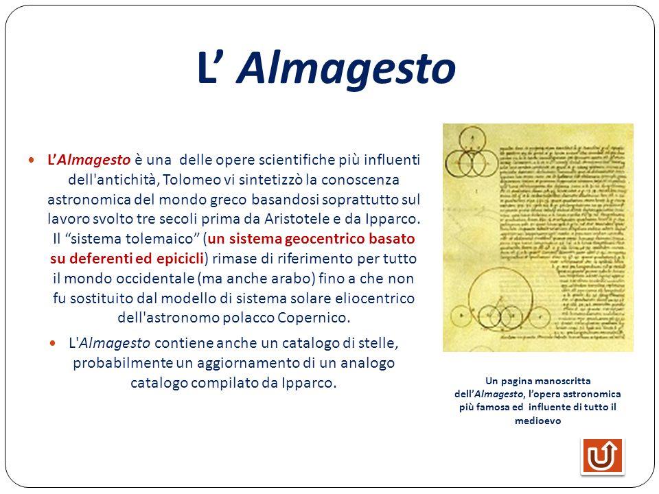 L' Almagesto