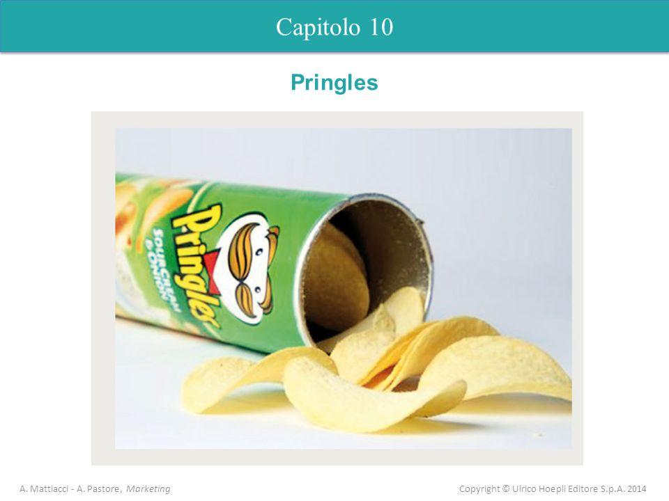 Capitolo 10 Pringles. A. Mattiacci - A.