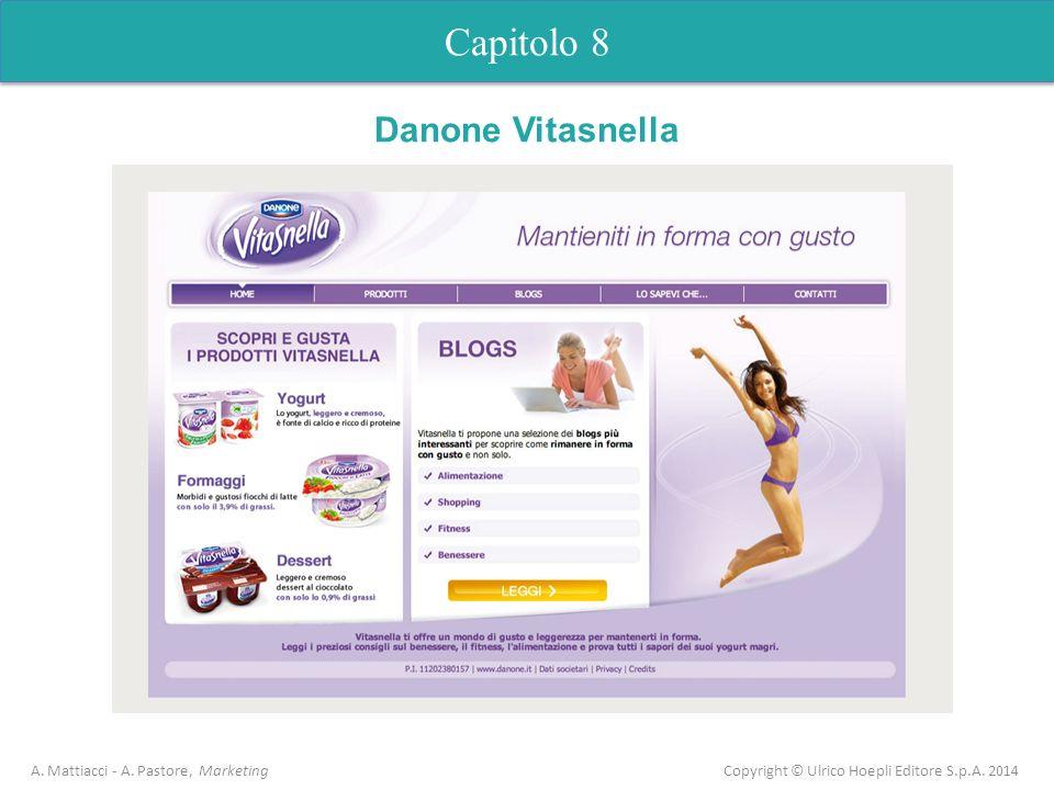 Capitolo 8 Danone Vitasnella
