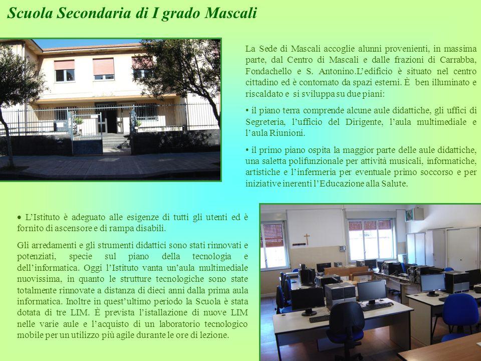 Scuola Secondaria di I grado Mascali