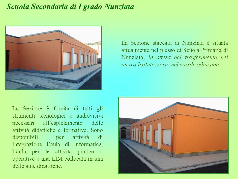 Scuola Secondaria di I grado Nunziata