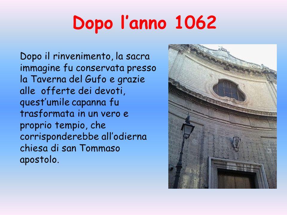 Dopo l'anno 1062