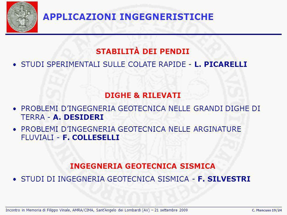 INGEGNERIA GEOTECNICA SISMICA