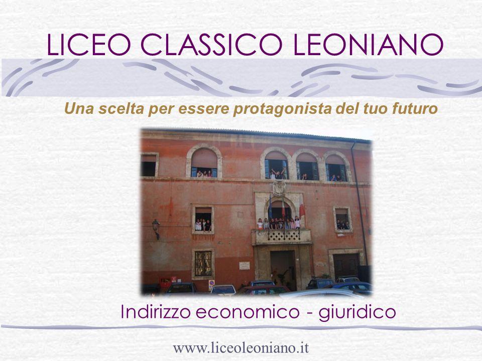 LICEO CLASSICO LEONIANO