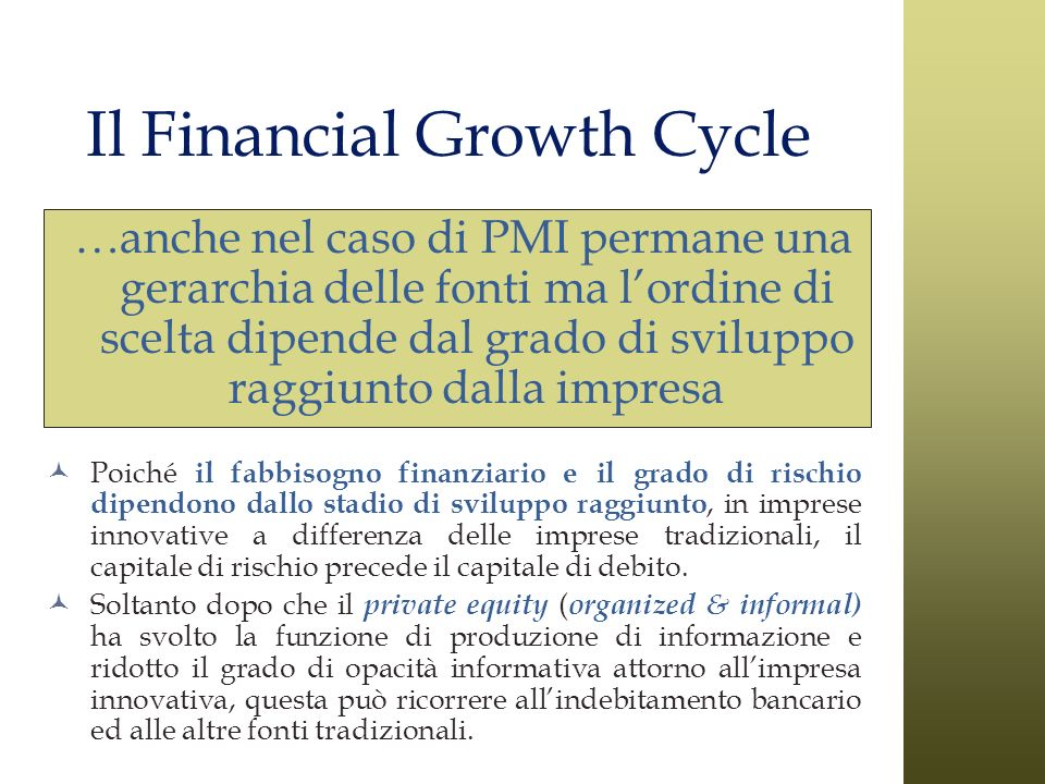 Il Financial Growth Cycle