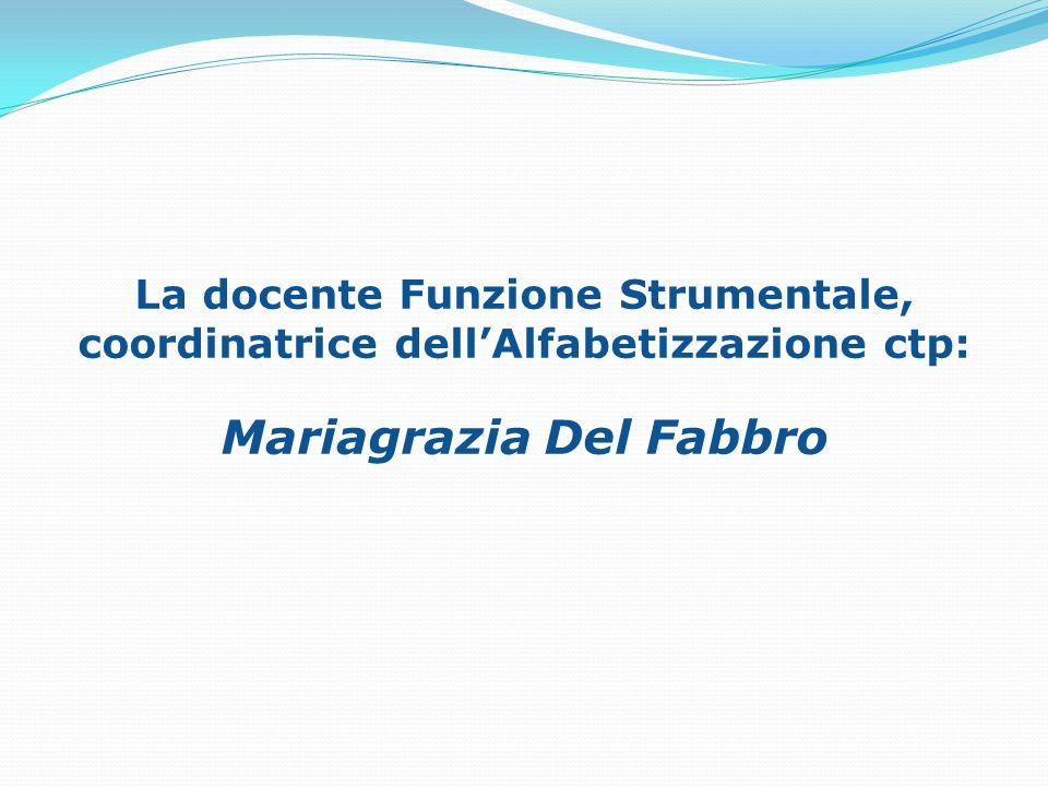 Mariagrazia Del Fabbro