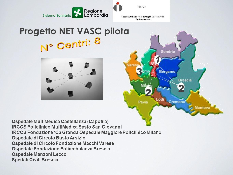 Progetto NET VASC pilota