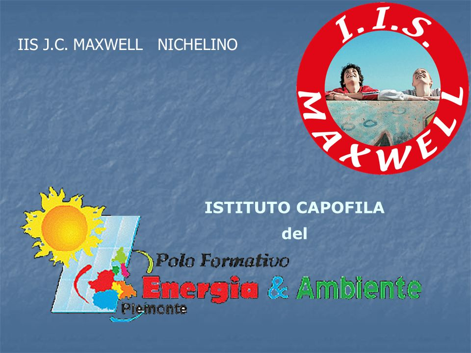 IIS J.C. MAXWELL NICHELINO